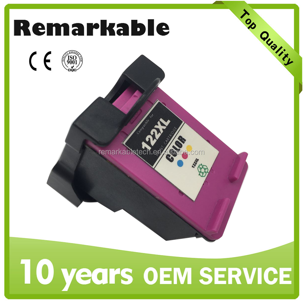 Reset chip 122XL ink cartridge for HP compatible <strong>122</strong> hp