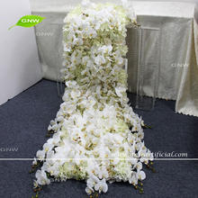 GNW FLWD1708001-1 New fashion hydrangea orchid flower wedding table decoration
