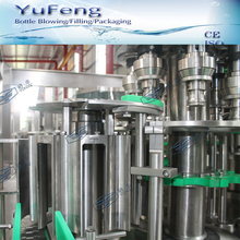 Automatic Pure Mineral distilled water filling machine/plant