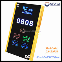 Orbita 2017 Hotel Guest room door bell switch, room lighting control system