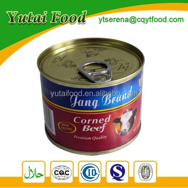 Canned Corned Beef 340G