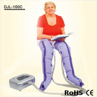 Best Selling Air Compression Electric Leg Wrap Massager