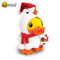 Christmas Cute Duck Shape Power Money Safe Saving Piggy Bank Box For Kids