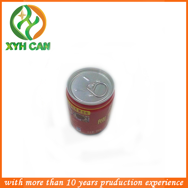 High quality made in china 100ml tin cans manufacturers for whisky wine