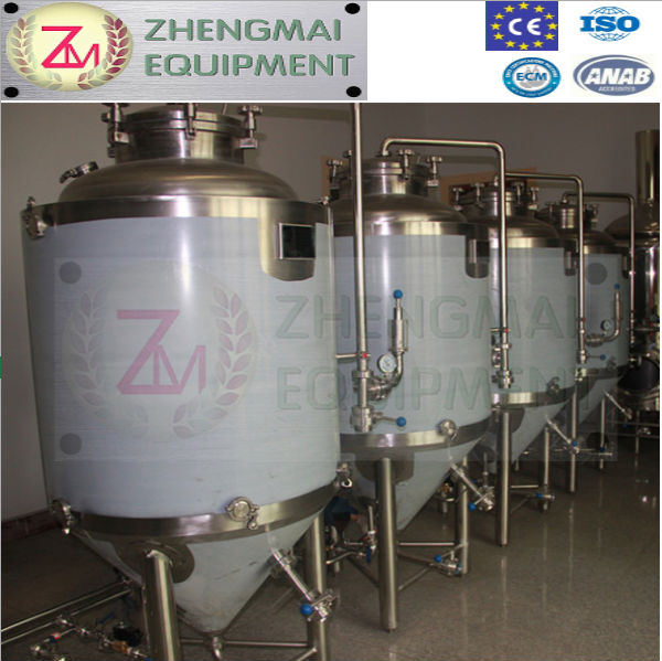 New Condition and Fermenting Equipment,pure argon gas welding Processing 600L home brewery equipment