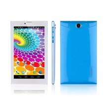 mtk8312 2g gsm 3g phone calling tablet pc 7inch