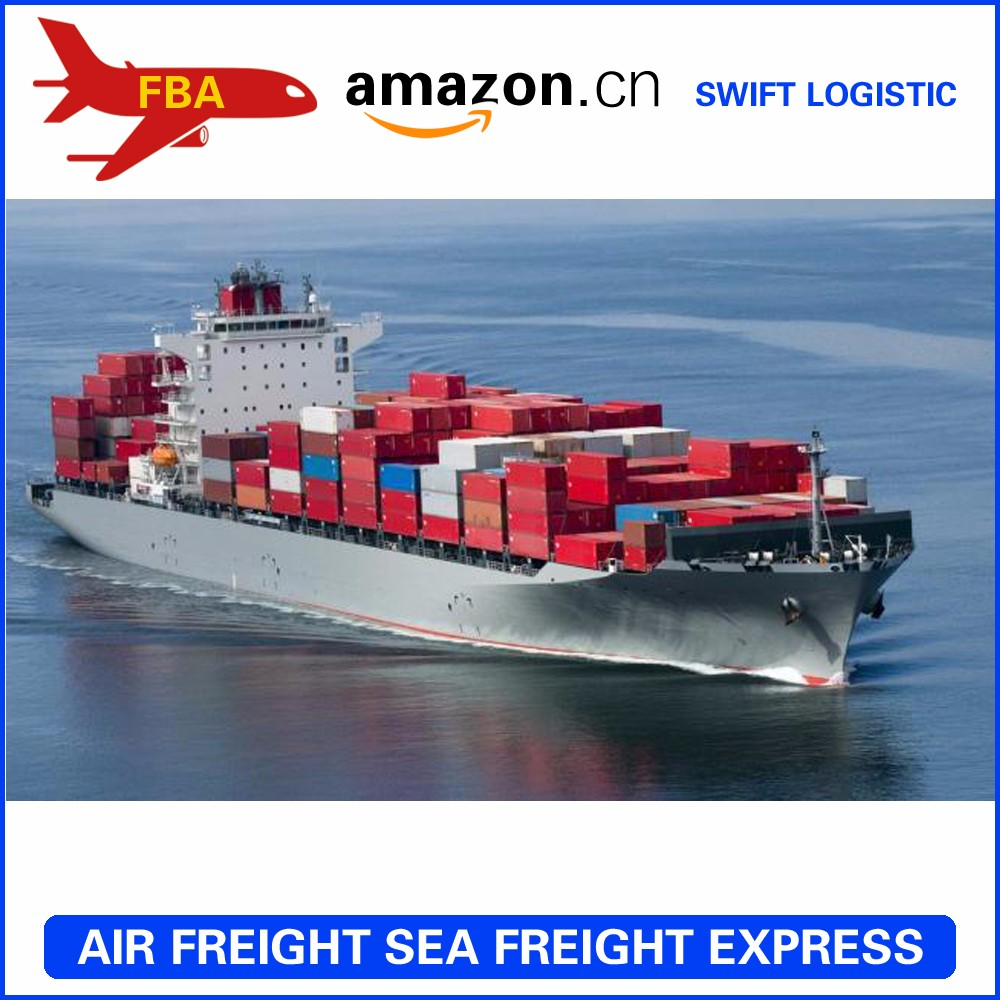 China cheap fba amazon sea cargo trucking to Poland