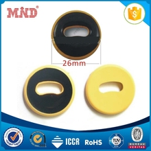 MDLT 001 China Supplier Best Selling HF/UHF/NFC rfid laundry tag