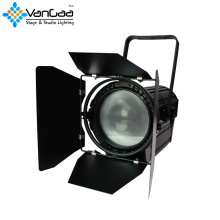 Quality studio projector zoom led fresnel for stage lighting