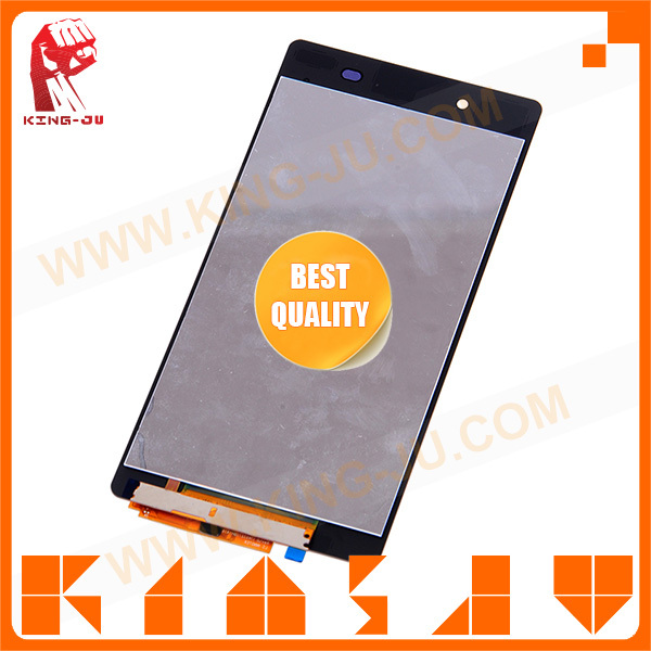 Genuine quality Colored Lcd Digitizer For sony xperia z2 original lcd touch screen