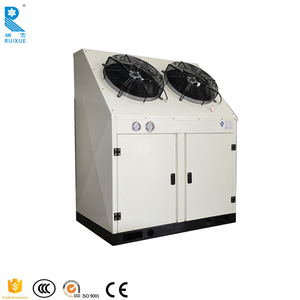 5hp Frozen Fish Seafood Copeland Semi-Hermetic Compressor Refrigeration Condensing Units