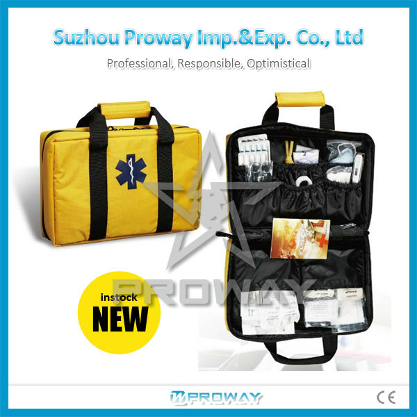 Hot Seller PR-08030 Professional Vehicle/Car First Aid Kit