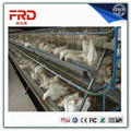 FRD-Chicken Poultry Farming Design for cage layer equipment house