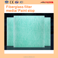 NEW CHINA MADE Fiberglass filter media/ Paint stop CERTIFICATED BY CE CCS & isomer001