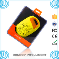 portable active wireless led bulb bluetooth speaker with TF card