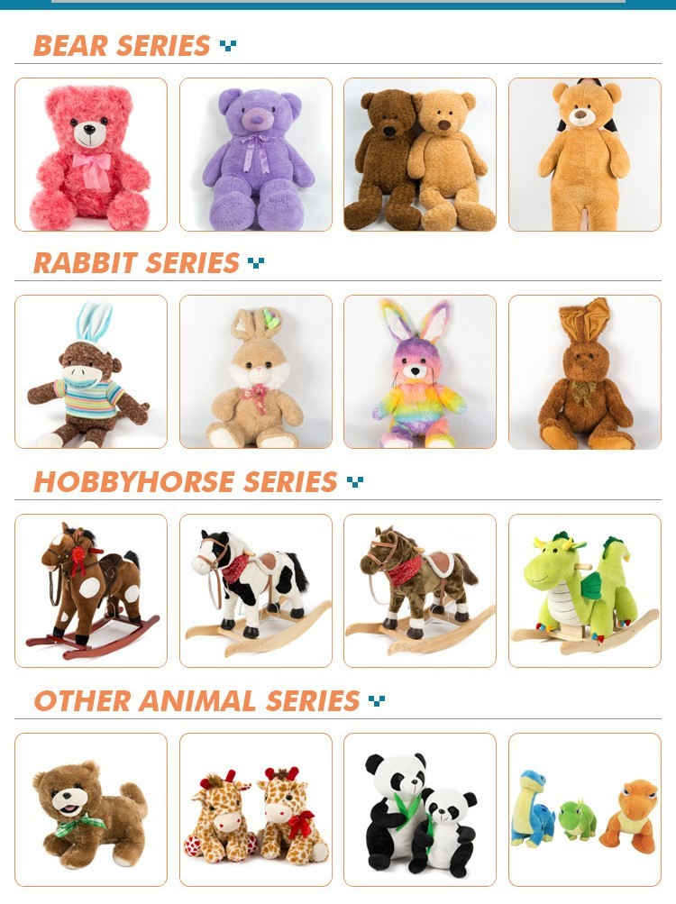 2019  new products wholesale promotion kid customized stuffed toys