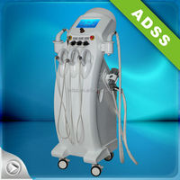 beauty equipment face body vacuum massage