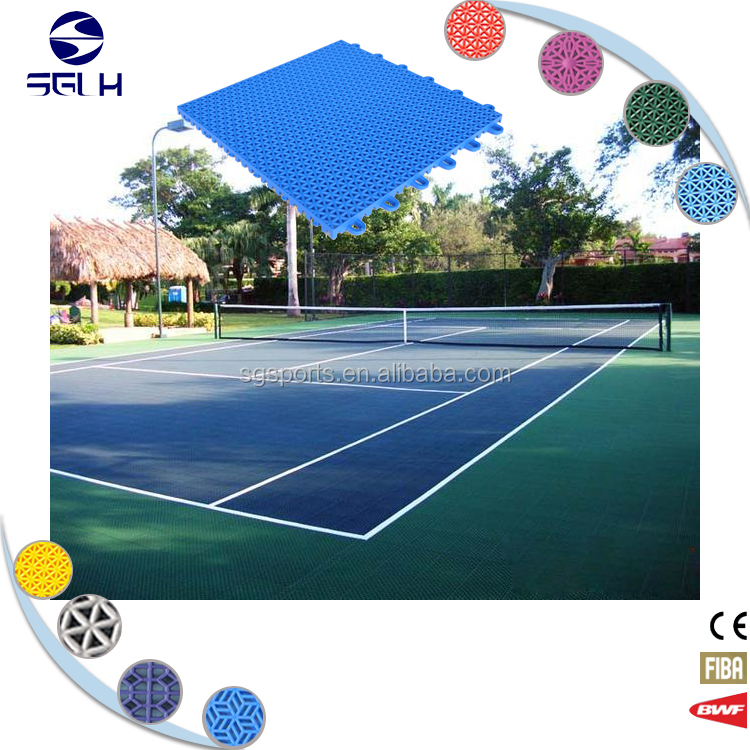 cheap temporary portable synthetic Outdoor PP floor covering for event