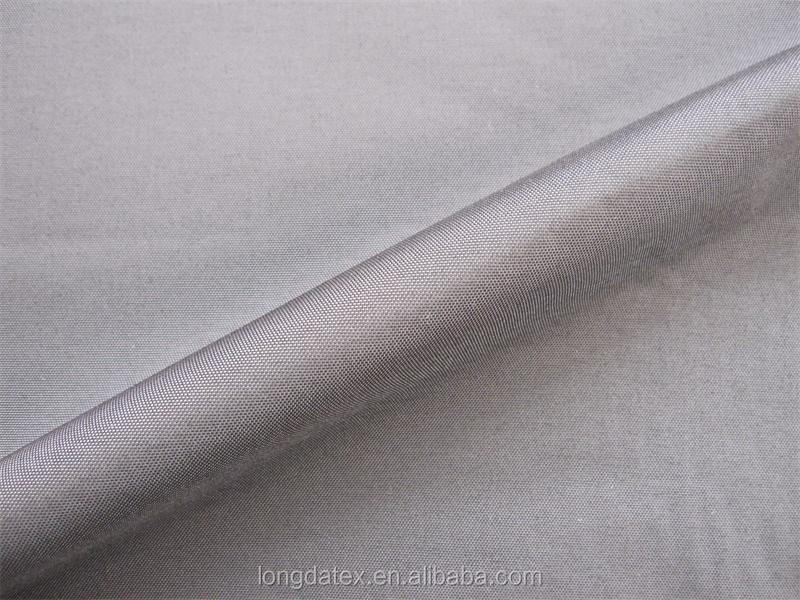 High quality nylon oxford fabric pu coated fabric