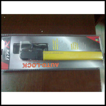 HF-6003B(7)SWL Hot sales car red lock auto steering wheel lock