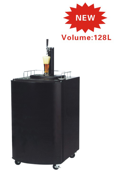 draft beer dispenser beer cooler beer machine R134a