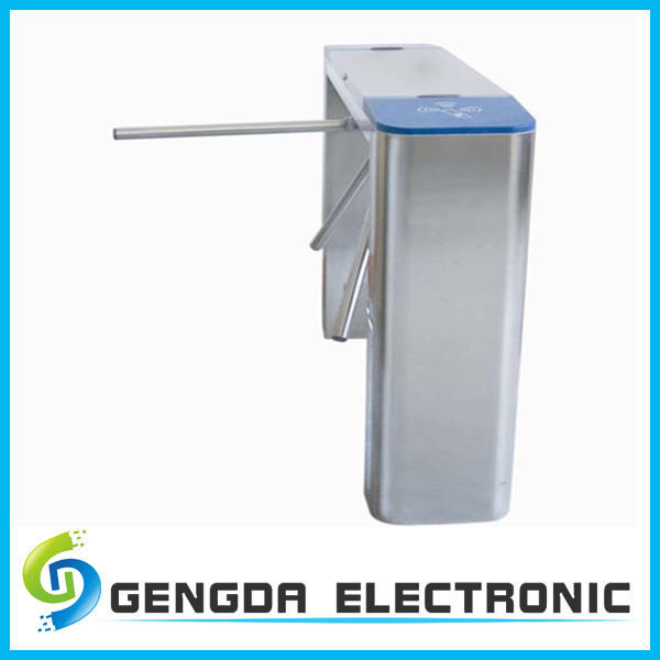 Access control electronic tripod turnstile gates with rfid read function