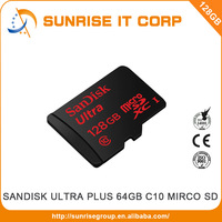 Wholesale up to 80 MB/s write speed sandisk sd card 128gb