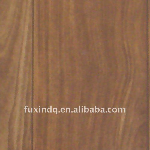 600x600mm Wood Look Rubber Flooring Tille