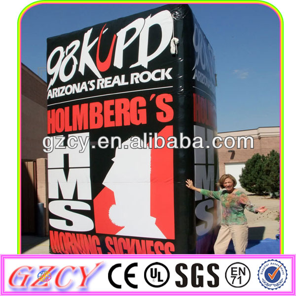Cheap Inflatable Advertising Shape,Custom Inflatable Model