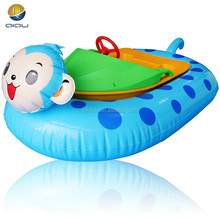 Interesting electric battery operated kid bumper boats for pool
