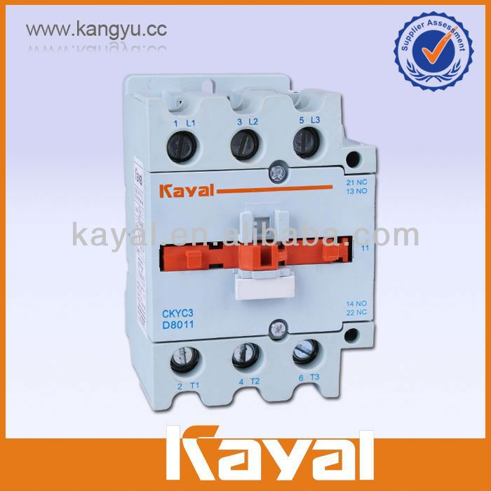 new type lc1-d ac contractor good quality 9a-95a ac contactor