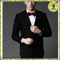 Tailor Made Black Wedding Dress For Men