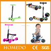 Hot selling old fashioned scooter kick scooter for kids