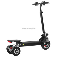 3 wheels electric scooter foldable 800W new products