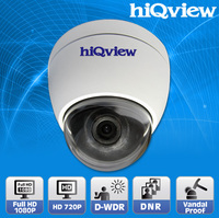HIQ-5373 Full HD IP66 ONVIF mini Dome Outdoor IP Security Camera
