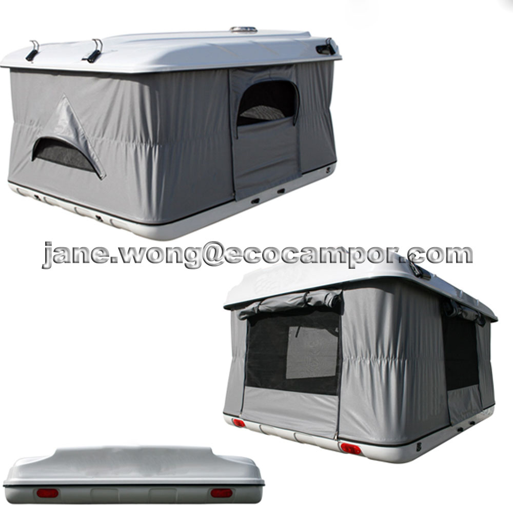 Custom SUV/4WD Roof Top Tents For 3-4 Persons