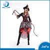 CSP-210 Cosplay Red Halloween Fancy Dress Costumes Adult Sexy Halloween Costume Fancy Dress