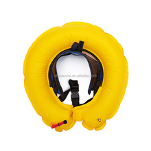 hot sale inflatable waist life buoy for lifesaving