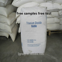 Titanium Dioxide Chlorination rutile and anatase chemical pigments