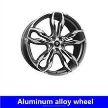 Advanced 22 inch car wheel alloy wheels aluminum rim wheels for vehicles from China