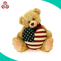 Wholesale best selling custom plush sleeping teddy bear toy