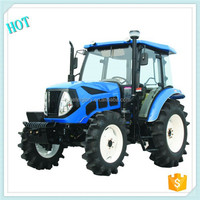 High Quality 75hp 4WD Agriculture Tractor 754