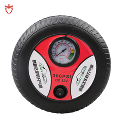 auto portable DC 12 12v digital car tyre inflator the fast inflating device