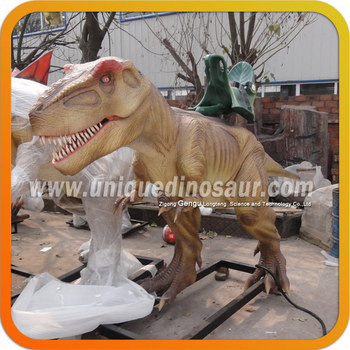 Mechanical Dinosaur Ride Life Size Toys