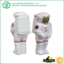 Promotional Astronaut Stress Toy, Stress Reliever with logo printed