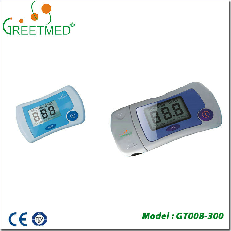 Good quality light bluetooth blood glucose meter