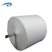 Factory Coated Paper white For Europe market cup stock paper 190 300 gsm