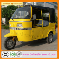 China 150cc water cooled zongshen engine bajaj auto rickshaw for sale uk/piaggio ape for sale/ape piaggio