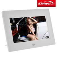 promotional multi-function MP3,MP4,digital picture frames mini 7 inch wedding photo frames