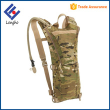 New products D ring attached points camel mountain bags 3L military hydration bag backpack with water bladder